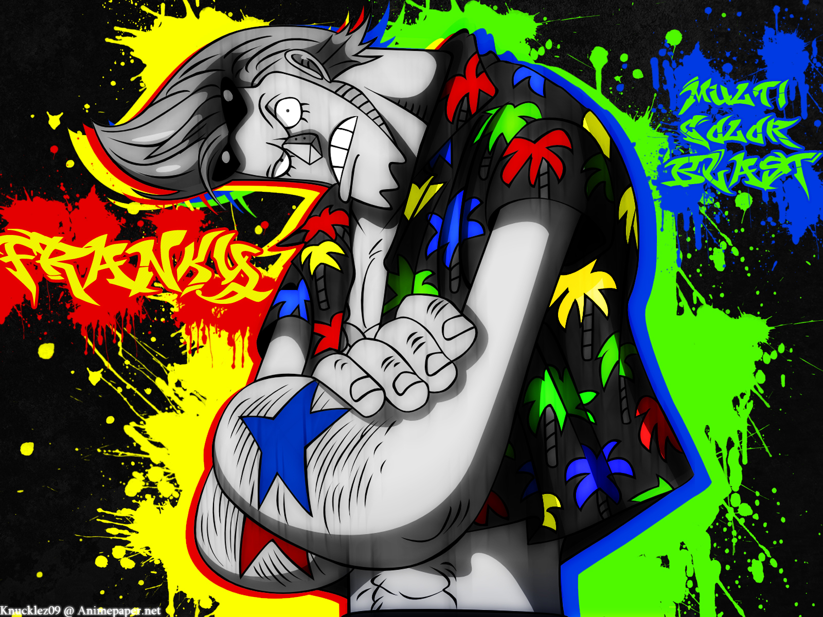 One Piece Franky Wallpapers High Resolution Is Cool Wallpapers