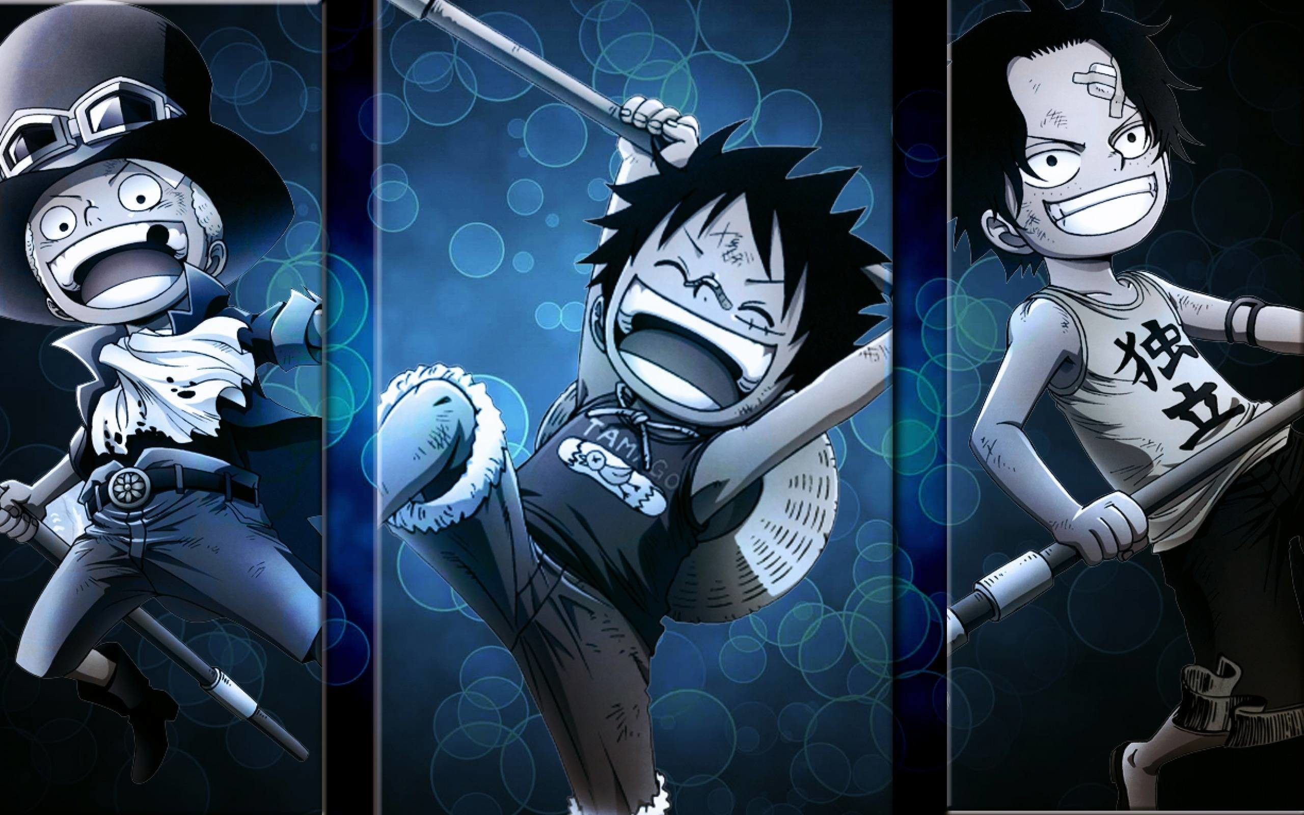 One Piece Luffy And Ace Wallpaper Is Cool Wallpapers