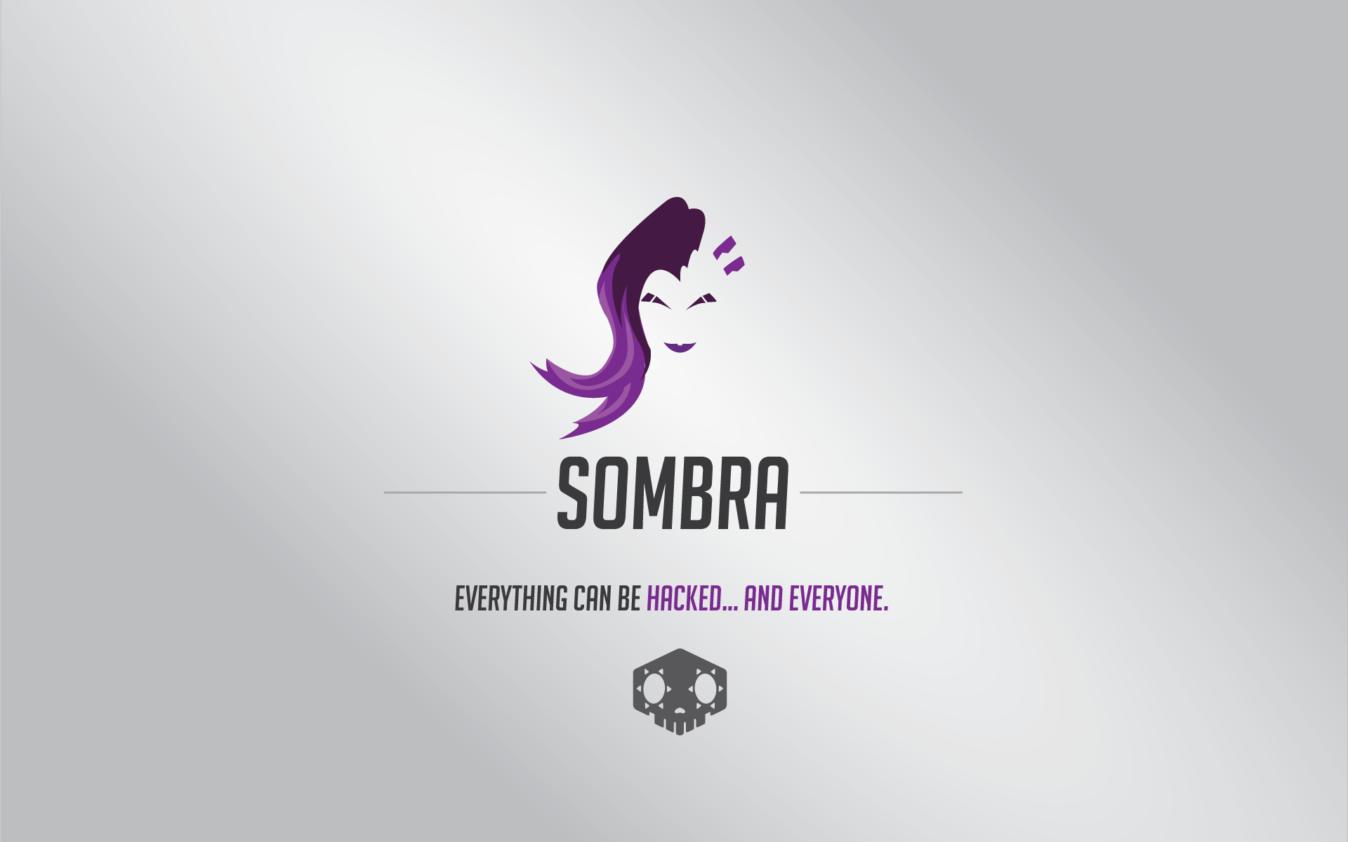 Overwatch Sombra Wallpaper Desktop Is Cool Wallpapers