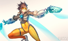 Overwatch Tracer Wallpapers For Iphone Is Cool Wallpapers