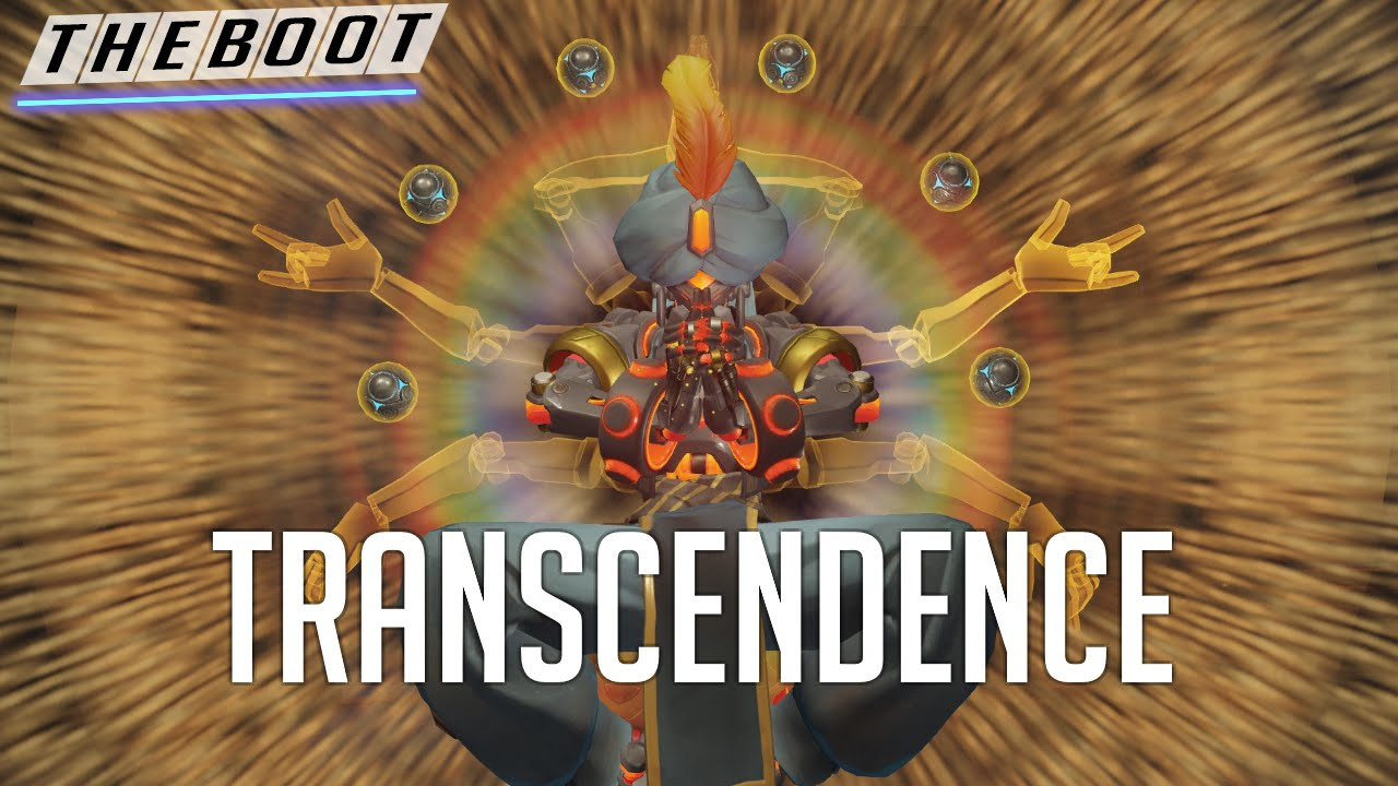 Overwatch Zenyatta Transcendence Wallpapers High Definition Is Cool Wallpapers