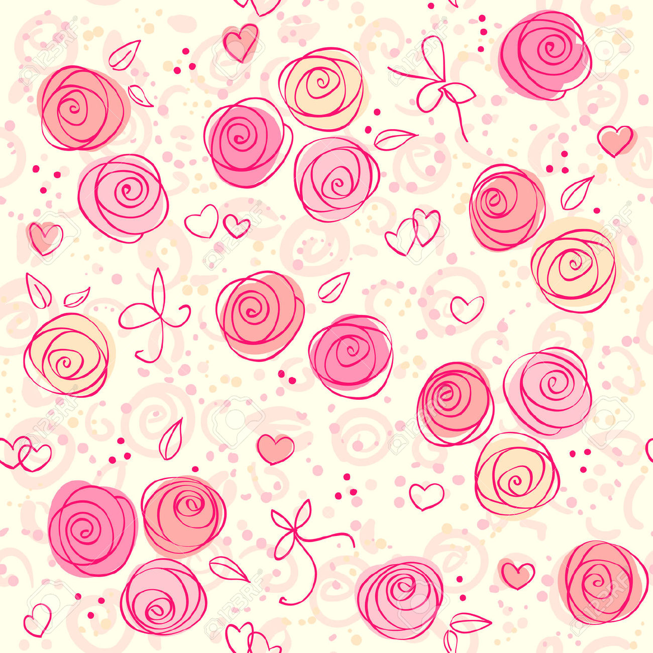 Pink Flower Pattern Images Is Cool Wallpapers