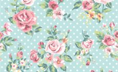 Pink Flower Pattern Wallpapers Photo Is Cool Wallpapers