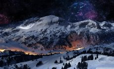 Snow Night Images Is Cool Wallpapers
