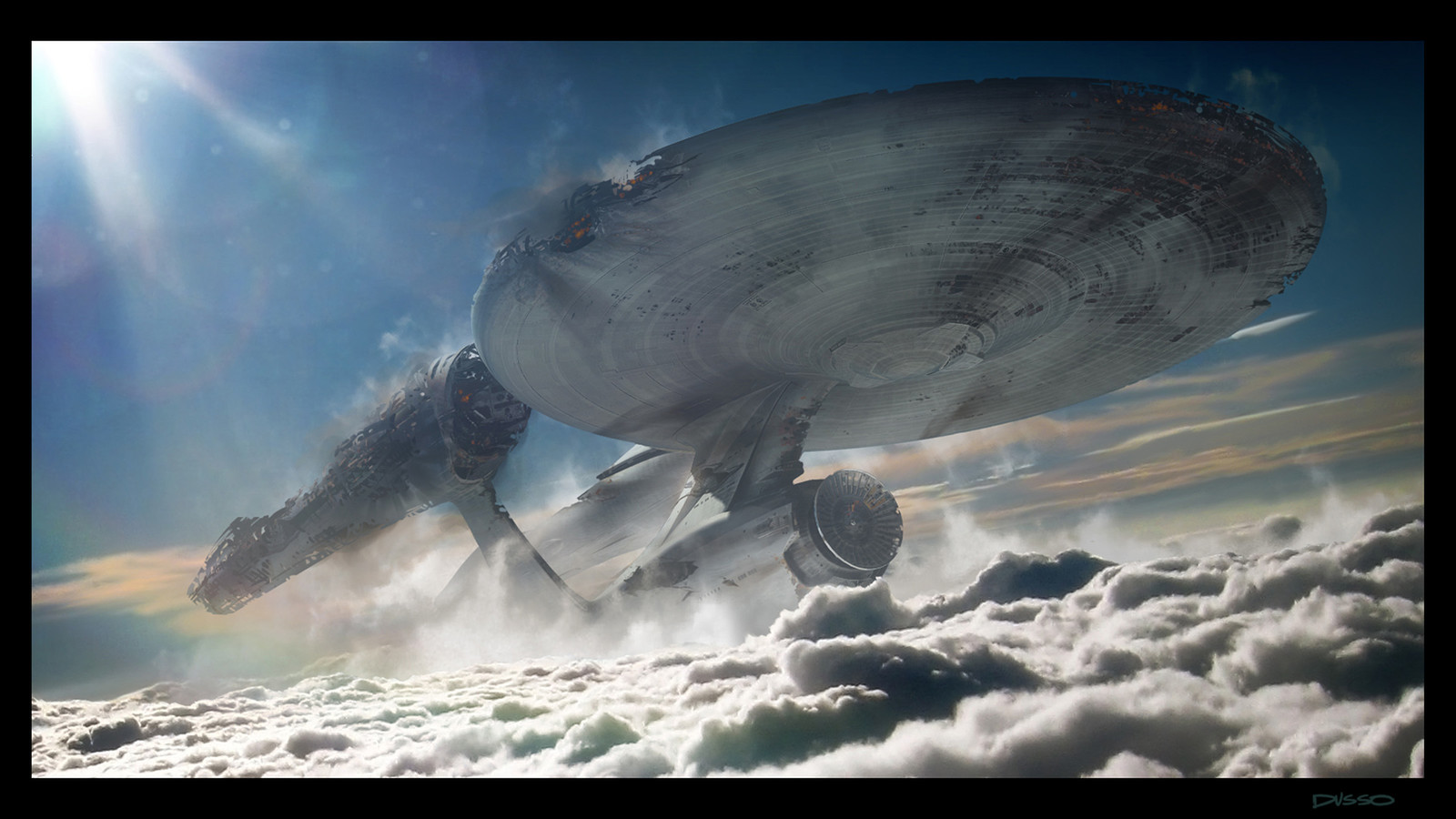 Star Trek Into Darkness Enterprise Images Is Cool Wallpapers