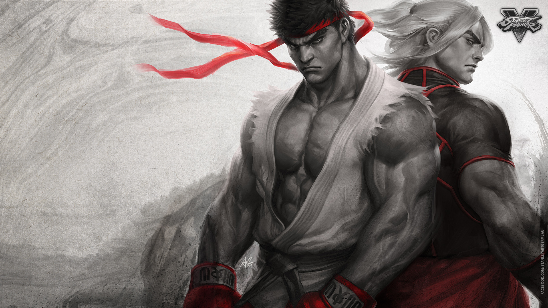 Street Fighter Ken Picture Is Cool Wallpapers
