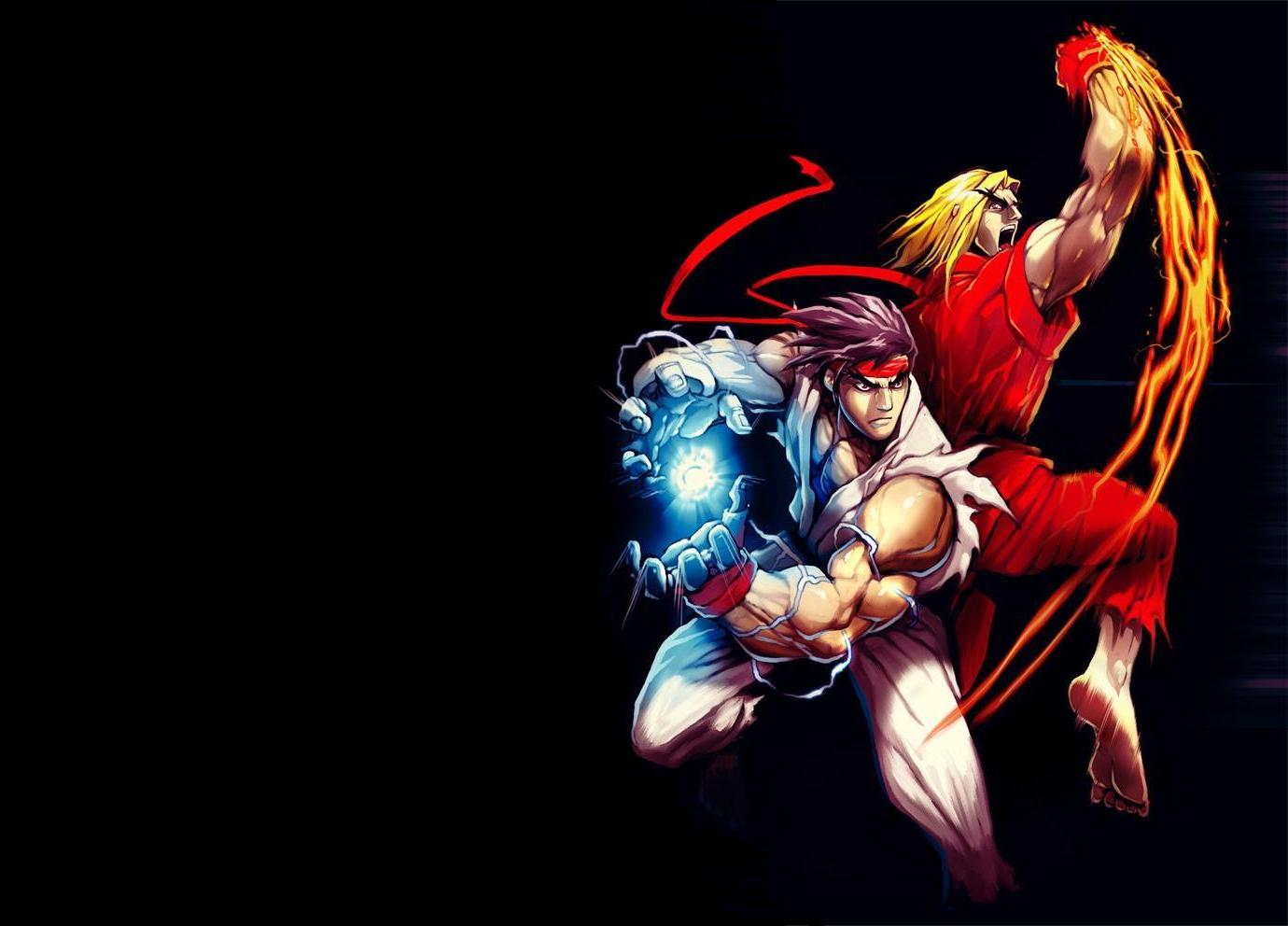 Street Fighter Ryu Hadouken Pictures Is Cool Wallpapers
