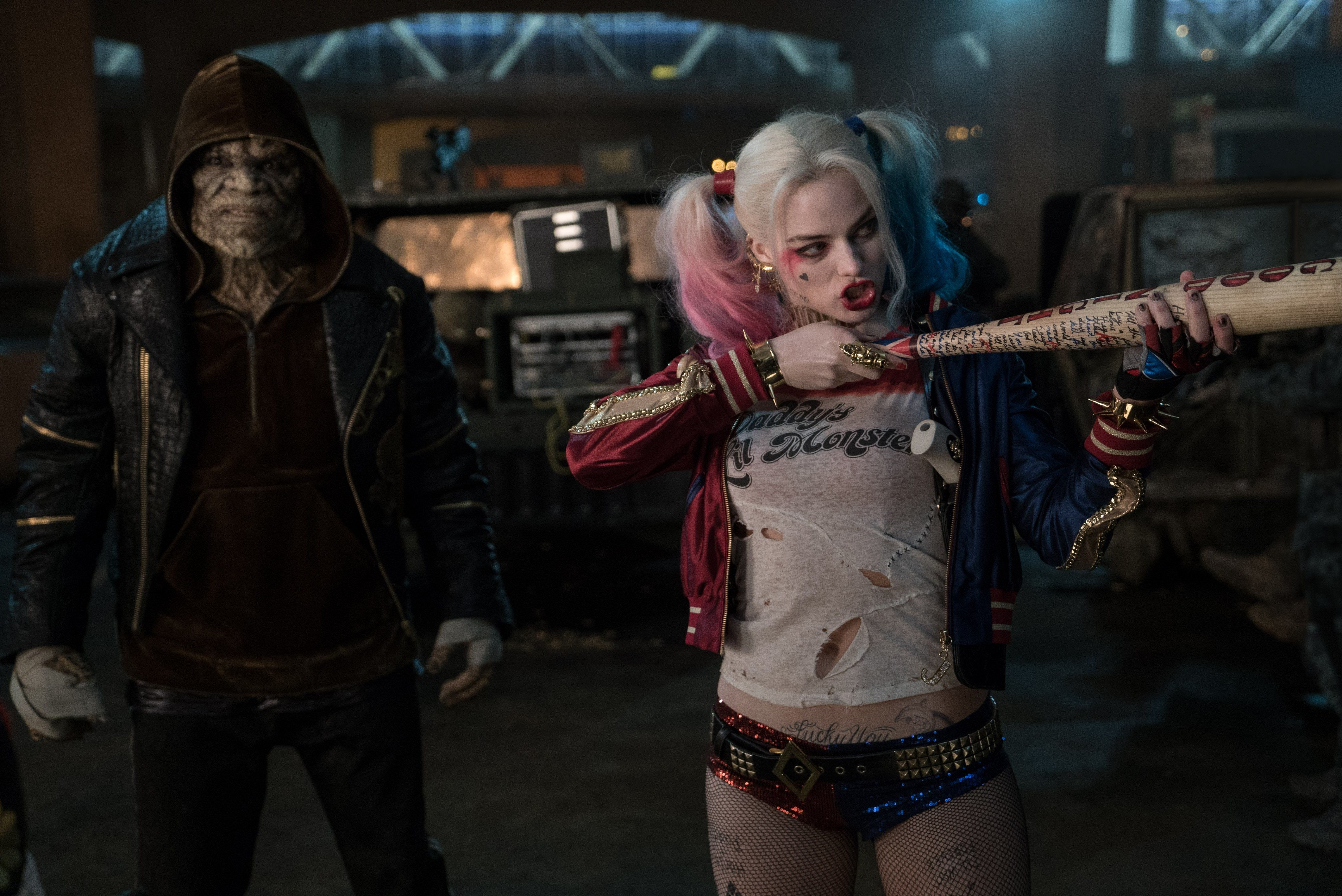 Suicide Squad Harley Quinn Image Is Cool Wallpapers