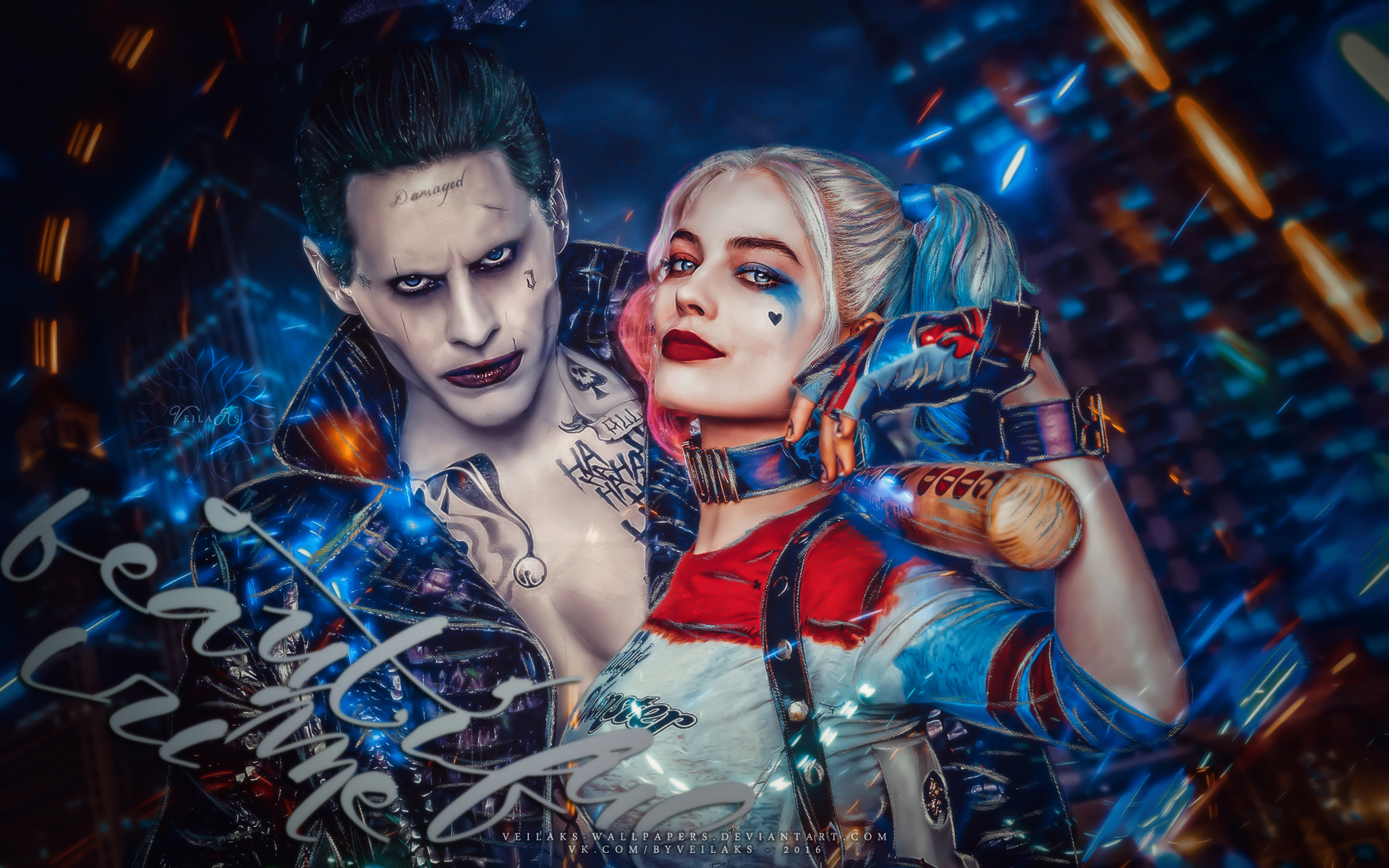 Suicide Squad Wallpaper Widescreen Is Cool Wallpapers