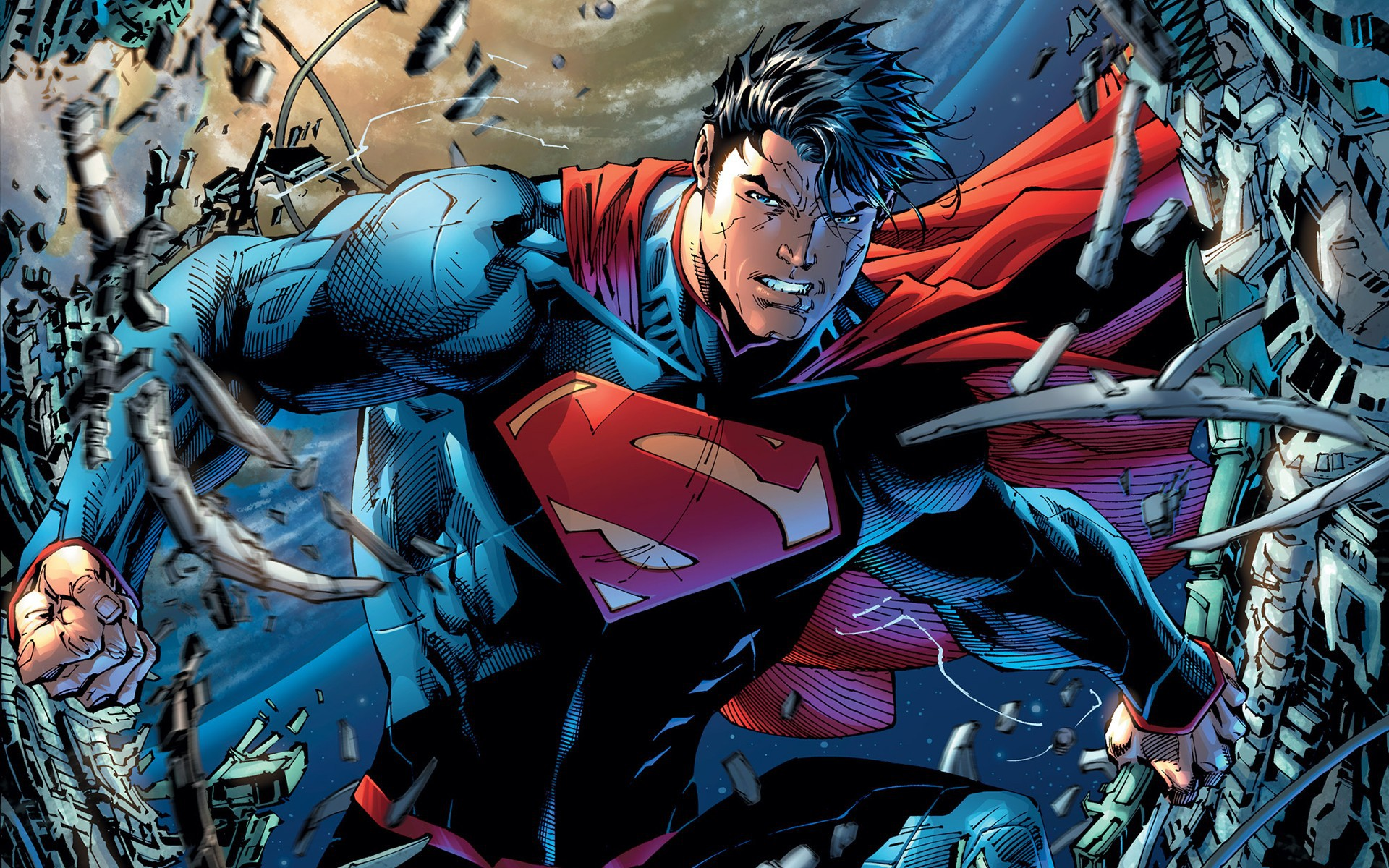 Superboy New 52 Wallpaper Hd Resolution Is Cool Wallpapers