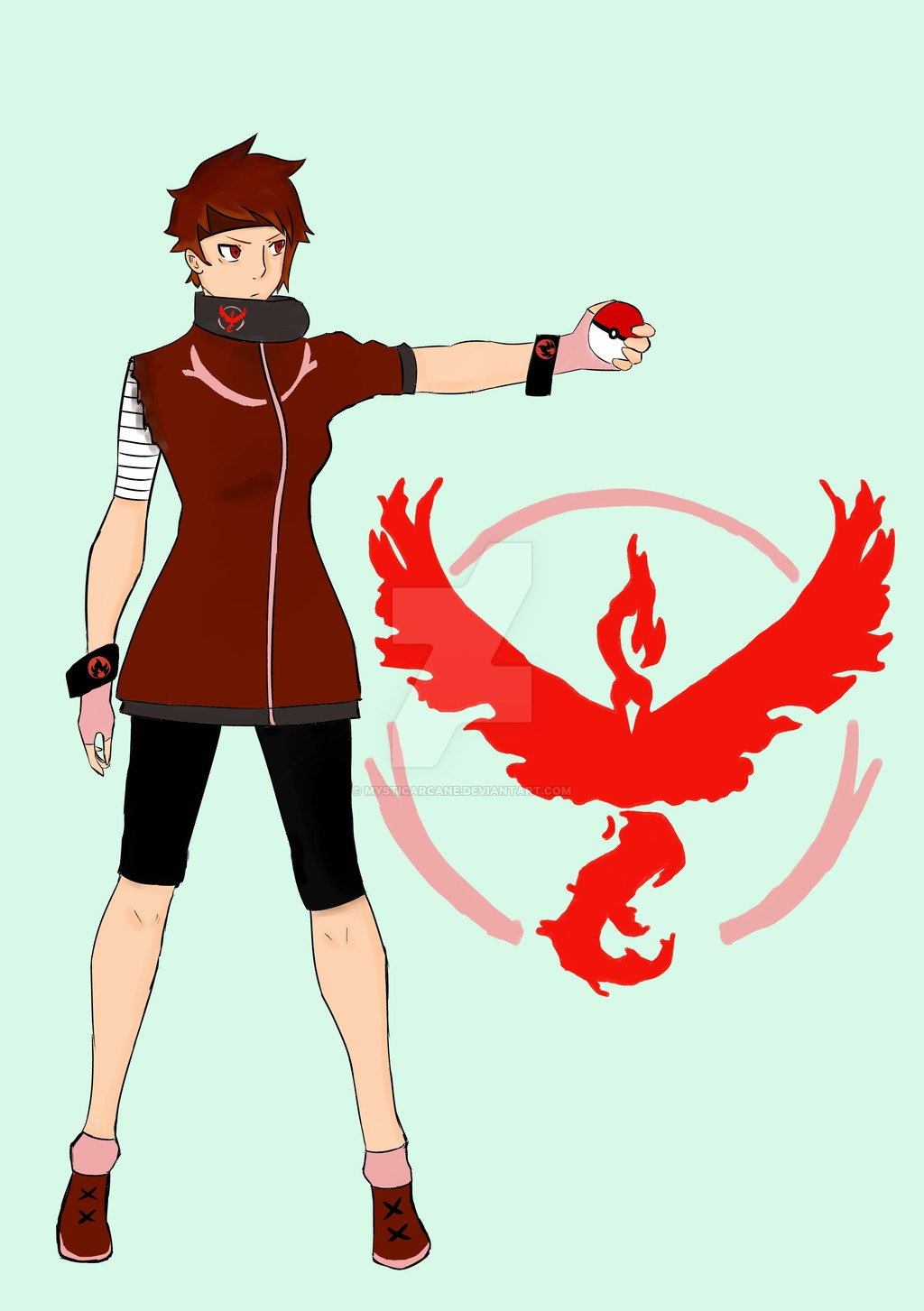 Team Valor Candela Wallpaper Photo Is Cool Wallpapers