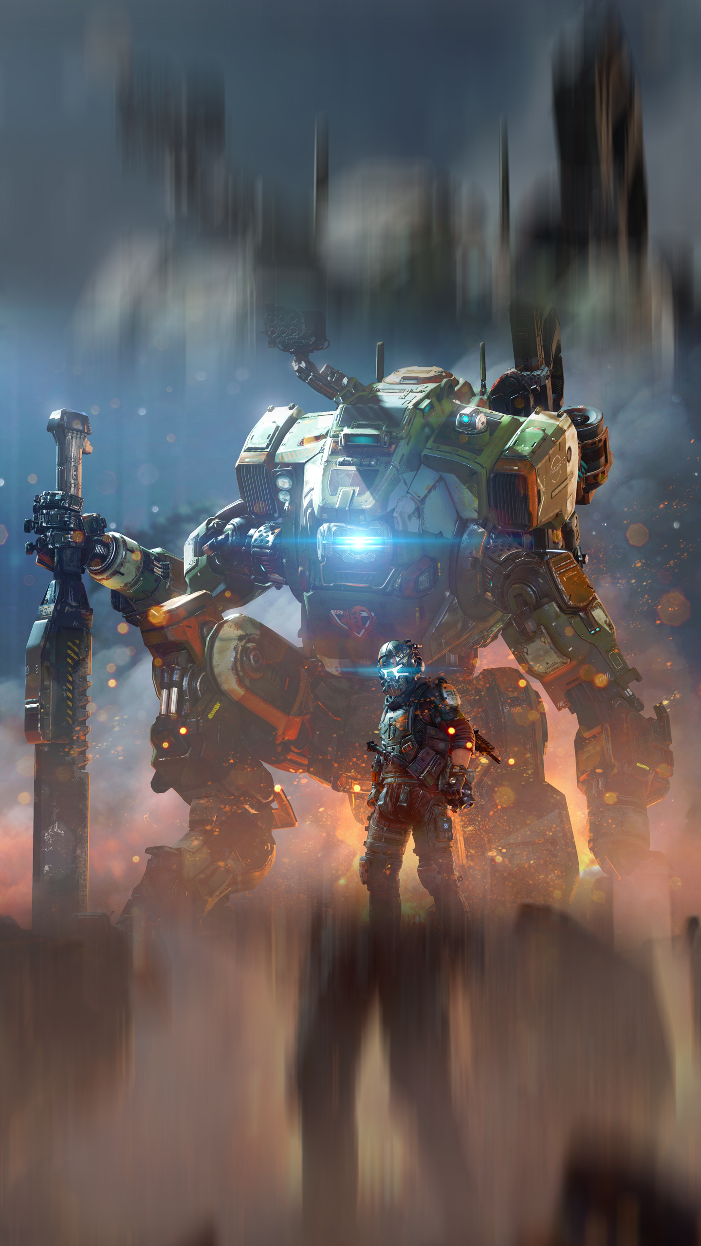 Titanfall 2 Wallpapers Phone Is Cool Wallpapers