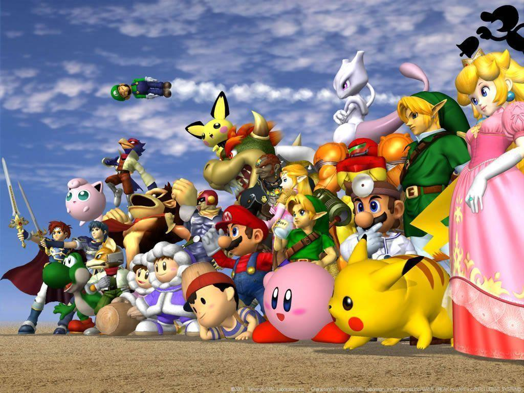 Video Game Characters Images Is Cool Wallpapers