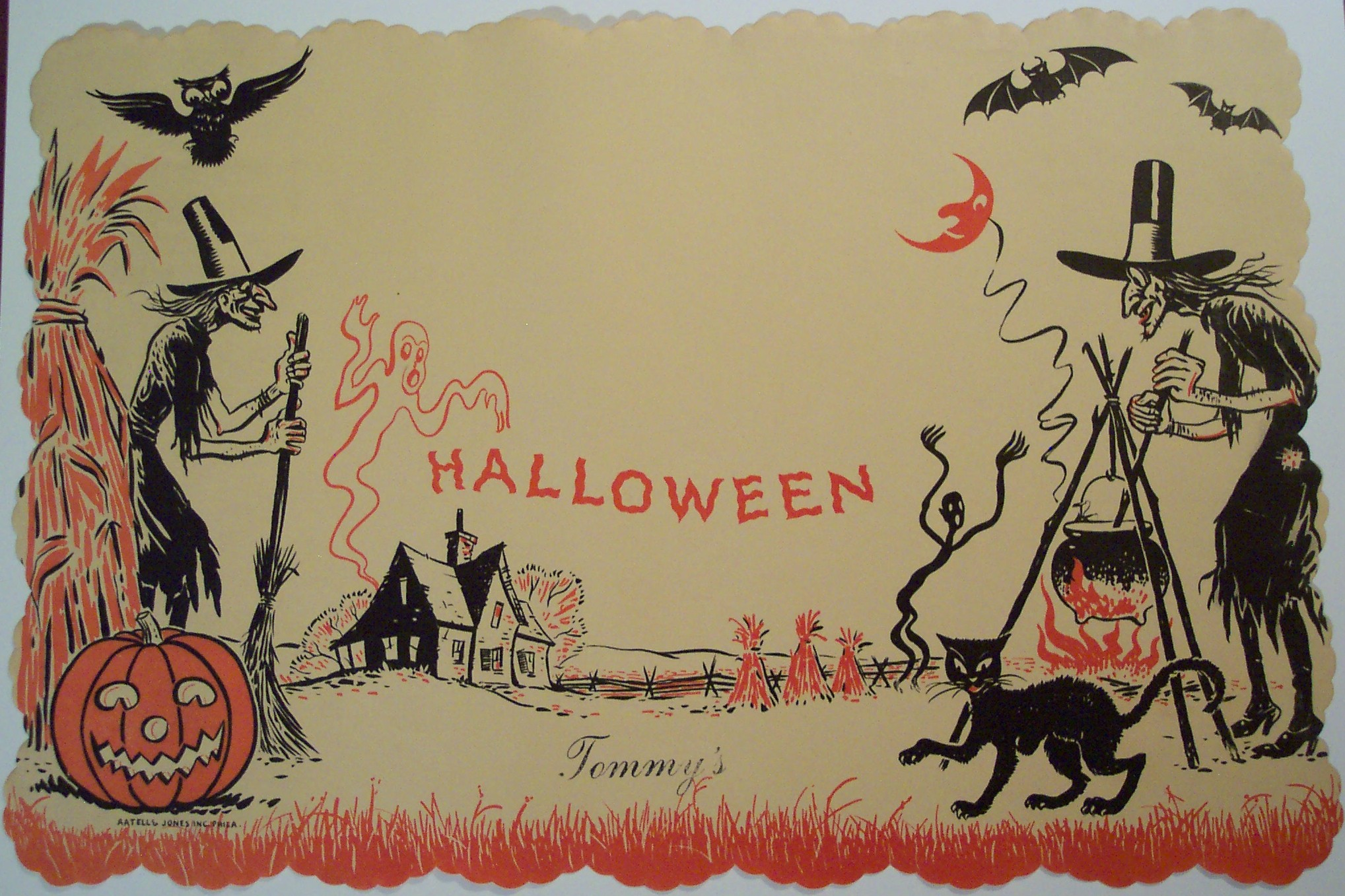 Vintage Halloween Witch Wallpaper Picture Is Cool Wallpapers