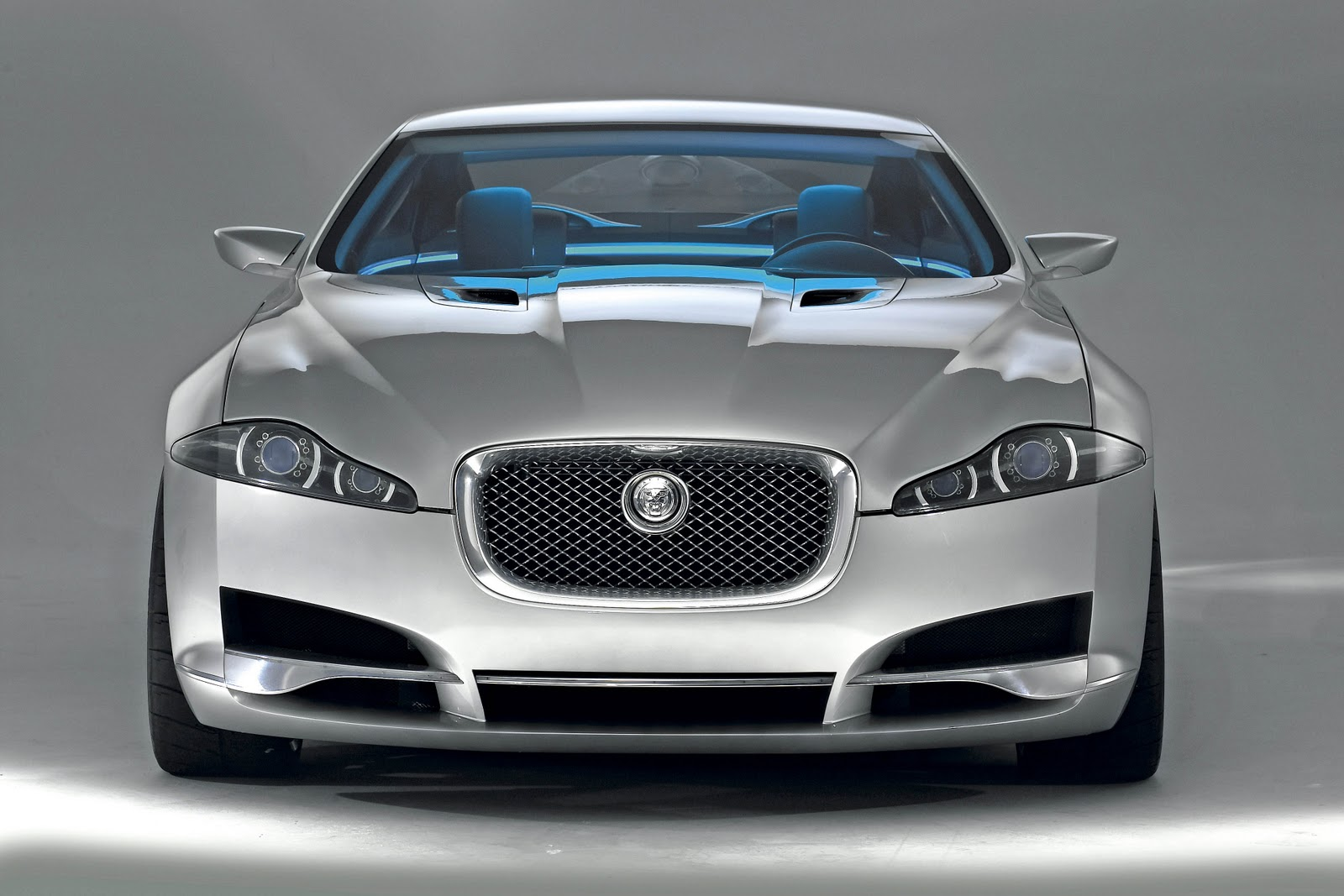White Jaguar Car Wallpapers Background Is Cool Wallpapers