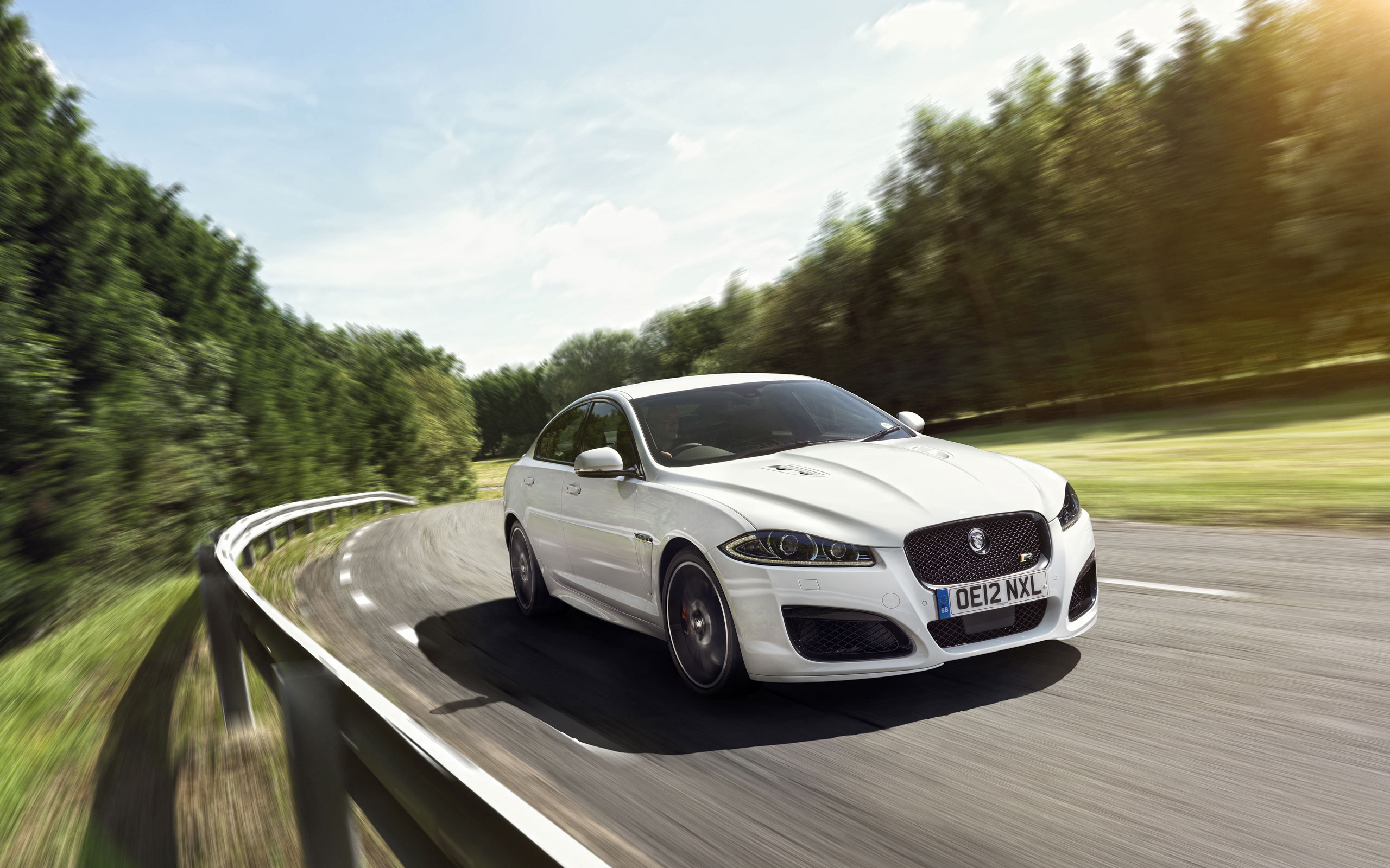 White Jaguar Car Wallpapers High Resolution Is Cool Wallpapers