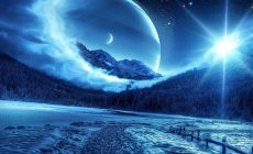 Winter Night Wallpaper Free Is Cool Wallpapers