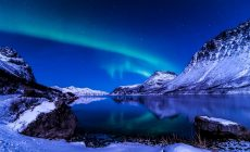 Winter Night Wallpaper High Quality Resolution Is Cool Wallpapers